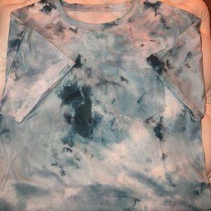 2 piece Tie Dye Set 💙🤍 NWOT